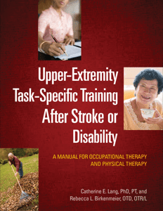 Upper-Extremity Task-Specific Training After Stroke or Disability (Adoption Review) cover image