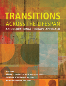 Transitions Across the Lifespan: An Occupational Therapy Approach (Adoption Review) cover image