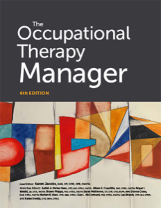 Occupational Therapy Manager, 6th Edition cover image