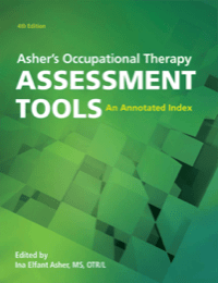 Image for Asher's Occupational Therapy Assessment Tools, 4th Edition