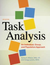 Image for Task Analysis, 3rd Edition