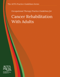 Image for Practice Guidelines for Cancer Rehabilitation