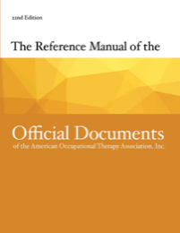 Image for Reference Manual of Official Documents, 22nd Ed