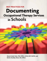 Image for Best Practices for Documenting Occupational Therapy Services in Schools