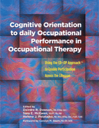 Image for Cognitive Orientation to daily Occupational Performance in OT