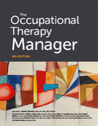 Image for Occupational Therapy Manager, 6th Ed