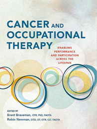 Image for Cancer and Occupational Therapy - Umbrella