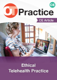 Image for CE Article: Ethical Telehealth Practice