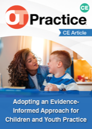 Image for CE Article: Adopting an Evidence-Informed Approach for Children and Youth Practice