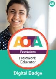 Image for CEBADGE: Fieldwork Educator Badge