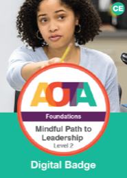 Image for CEBADGE: Path to Leadership Level 2