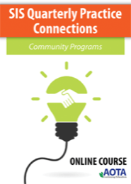 Image for SIS Quarterly Practice Connections 06 - Community Programs