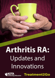 Image for Online Course: Arthritis RA: Updates and Innovations