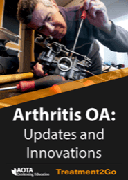 Image for Online Course: Arthritis OA: Updates and Innovations