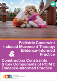 Image for Pediatric Constraint Induced Movement Therapy: Modules 1 and 2
