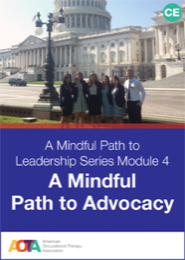 Image for A Mindful Path to Leadership Series Module 4: A Mindful Path to Advocacy