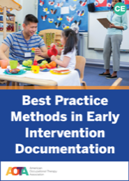 Image for Best Practice Methods in Early Intervention Documentation