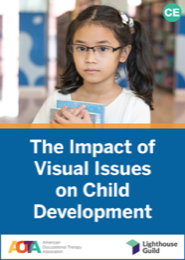 Image for The Impact of Visual Issues on Child Development