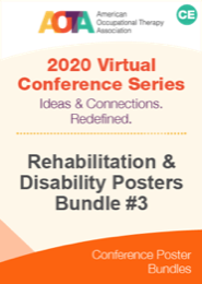 Image for Rehabilitation and Disability Poster Bundle #3