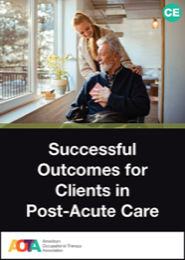 Image for Successful Outcomes for Clients in Post-Acute Care