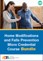 Image for Home Modifications and Falls Prevention Micro Credential Course Bundle