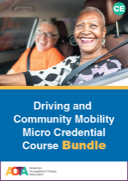 Image for Driving and Community Mobility Micro Credential Course Bundle