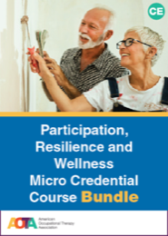 Image for Participation, Resilience, and Wellness Micro Credential Course Bundle