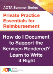 Image for How do I Document to Support the Services Rendered? Learn to Write it Right
