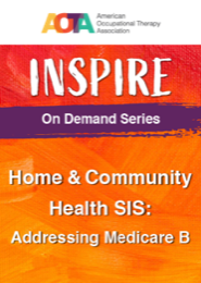 Image for Home & Community Health SIS: Addressing Medicare Part B in the Home