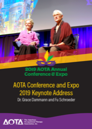 Image for AOTA Conference and Expo 2019 Keynote Address