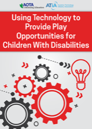 Image for Webinar: Using Technology to Provide Play Opportunities for Children with Disabilities
