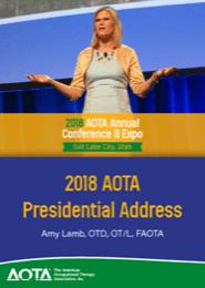 Image for 2018 AOTA Presidential Address